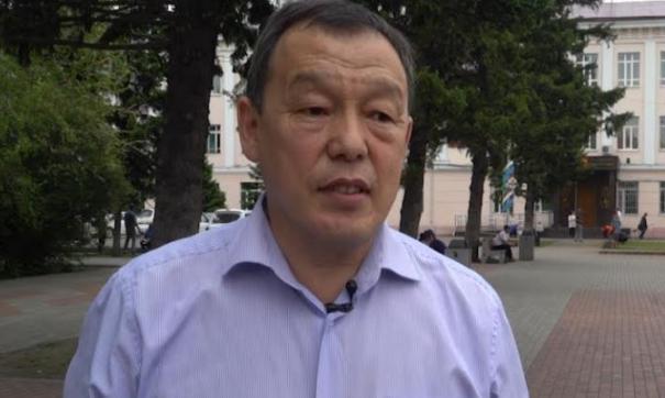 Вячеслав Монгуш