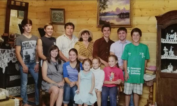 Семья Власовых