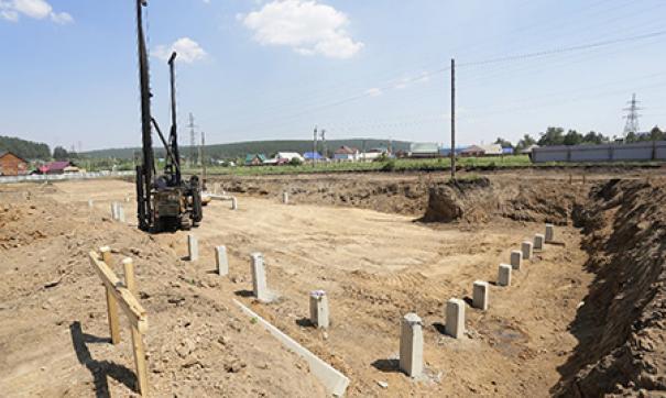В иркутском микрорайоне Лесной началось строительство школы