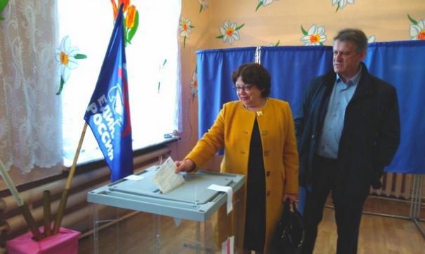 Жители Приангарья выбирают кандидатов от партии «Единая Россия» на выборы в Заксобрание области