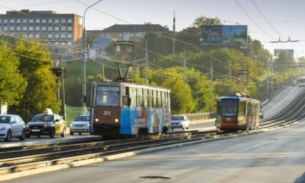 Администрация Перми разрабатывает комплексную программу капитального ремонта трамвайных путей