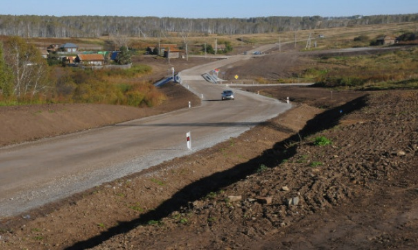 Наремонт сельских дорог вНовосибирской области истратят 3,1 млрд руб.