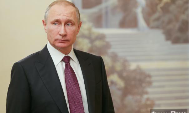 Путин назначил Травникова главой управления пообеспечению конституционных прав жителей