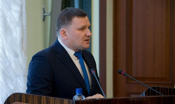 Пресс-секретарь Дубровского отозвал свою кандидатуру с выборов в мэры
