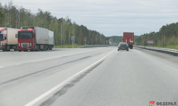 На Южном Урале из-за жары закрыли федеральные трассы