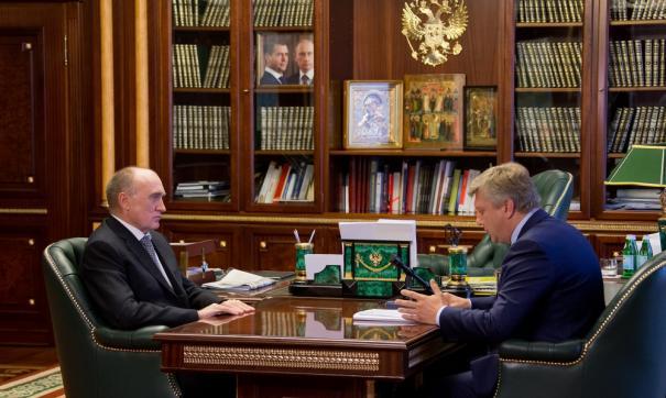 Дубровский обсудил проблемы челябинских дольщиков сдепутатом Государственной думы