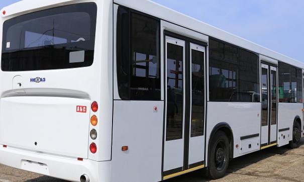 ВБашкирии «Нефаз» начнет выпуск новых пассажирских автобусов