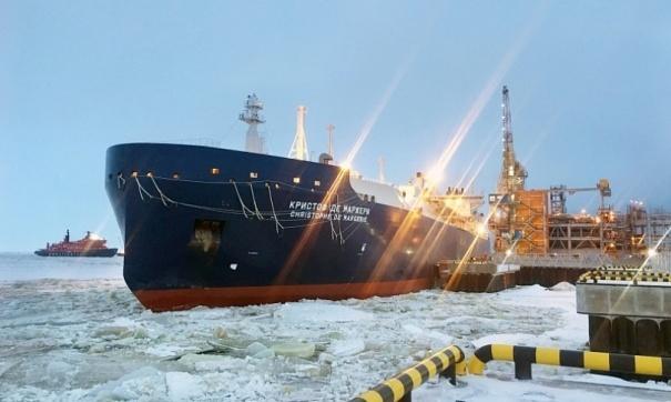 Танкеры спродукцией «Ямал СПГ» прибыли впорт Китая