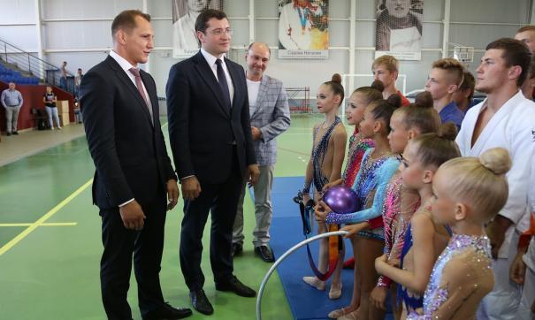 Унижегородцев появился «лифт» впрофессиональный спорт