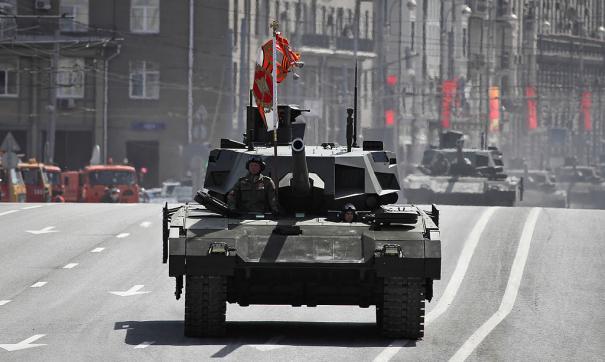 Уармии РФ нет большой нужды втанках «Армата»— вице-премьер Борисов