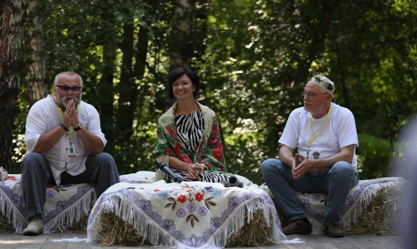 Мероприятия фестиваля проходили почти на десяти площадках