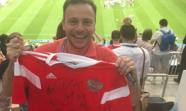 Рабинер назвал «своеобразным» возвращение в русский футбол после избиения Кирьяковым