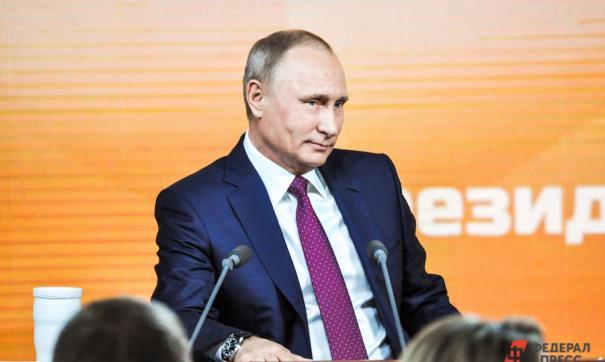 Путин поздравил сборную России с выходом в четвертьфинал ЧМ-2018