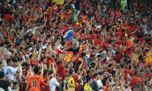 Иньеста объявил об уходе из сборной Испании после матча с Россией