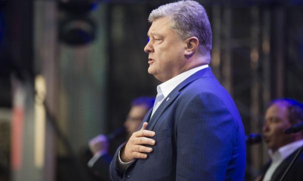 Порошенко прокомментировал встречу Путина и Трампа