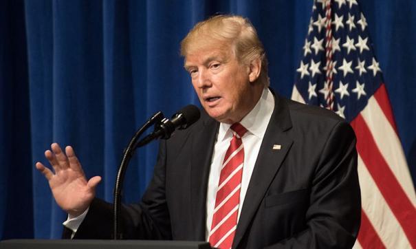 Трамп объявил осохранении санкций вотношении Российской Федерации