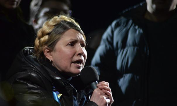 Тимошенко обвинила Порошенко в намерении сорвать выборы президента