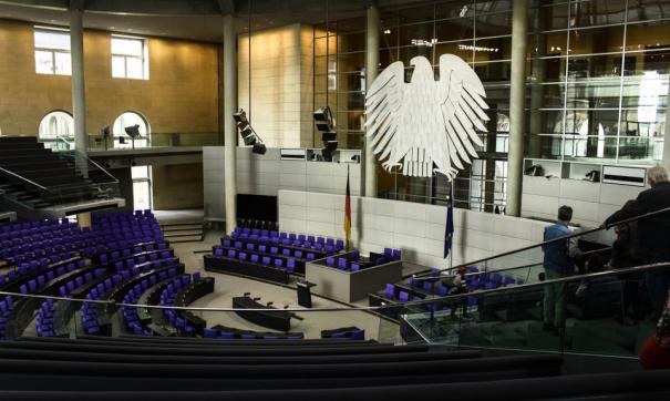 В Бундестаге договорились о мерах по борьбе с нелегалами