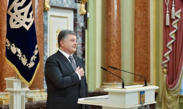 Порошенко назвал Украину «матерью» РПЦ