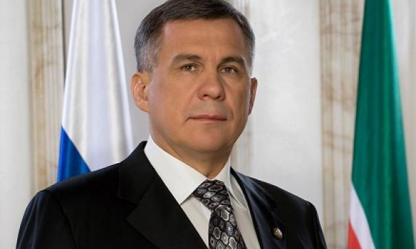 Фото: president.tatar.ru.
