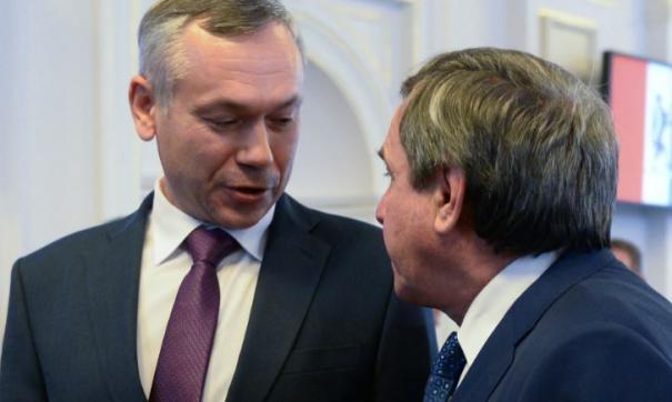 Андрей Травников: «Преимущество Владимира Городецкого вопыте. Он вполне может стать сенатором»