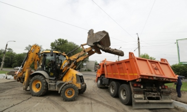 Сроки дорожного ремонта сократятся вИркутске