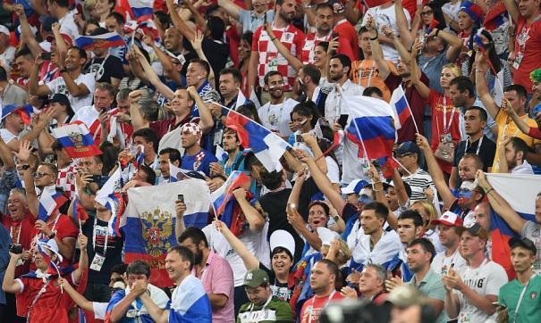 Аэропорт Сочи установил рекорд почислу пассажиров перед матчем РФ - Хорватия