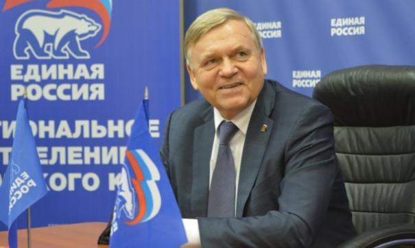 Депутат увеличил свою долю в строительной компании