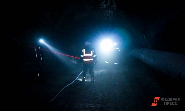 Все шахтеры эвакуированы с опасного участка