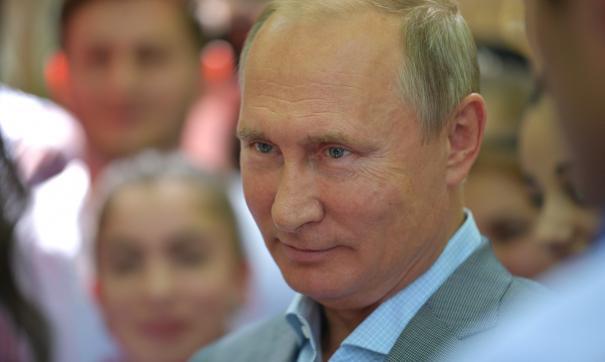 Всоциальных сетях нехватает позитива— Путин