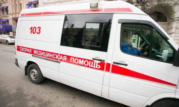 Пострадавшего госпитализировали в больницу