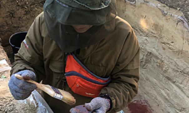 Вгорсаду Салехарда обнаружили захоронение возрастом неменее 4 000 лет