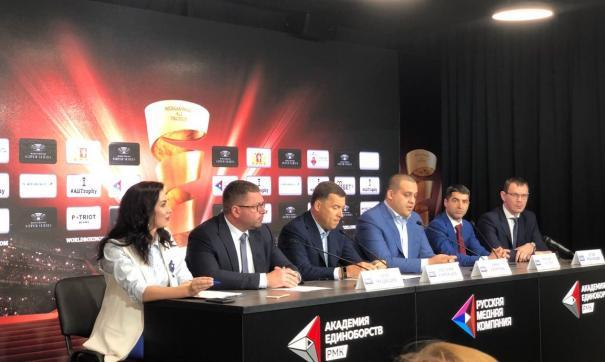 Четвертьфинал глобальной боксерской суперсерии пройдет вЕкатеринбурге