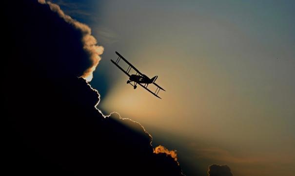 Житель америки  направил самолет всобственный дом, где находились его супруга  исын