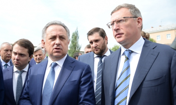 Фото: пресс-служба правительства Омской области