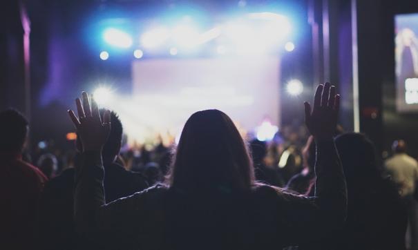 Возможность сходить на концерт звезд организаторы просят не путать с агитацией