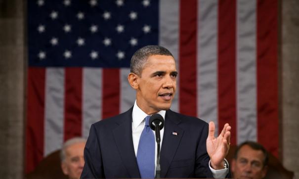 Обама удостоился правозащитной премии имени Кеннеди