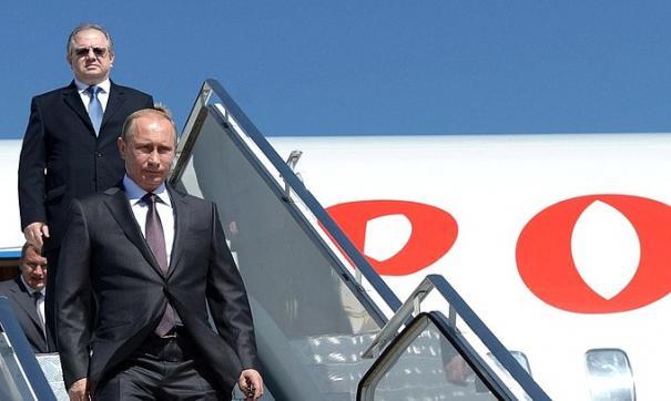 Владимир Путин приедет вОмск 28августа во 2-ой половине дня