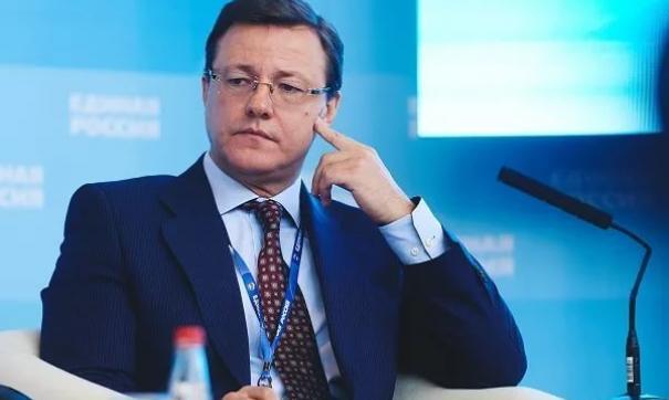 В Самарской области на выборах победил врио главы региона Азаров