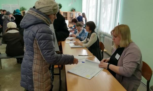 В Воронежской области проголосовали более 15% избирателей к 12:00