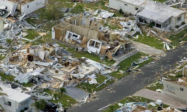 Ураган «Флоренс» в США унес жизни пяти человек
