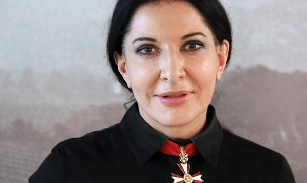 Во Флоренции напали на художницу Марину Абрамович