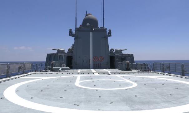 Авианосец «Гарри Трумэн» вошел в Средиземное море