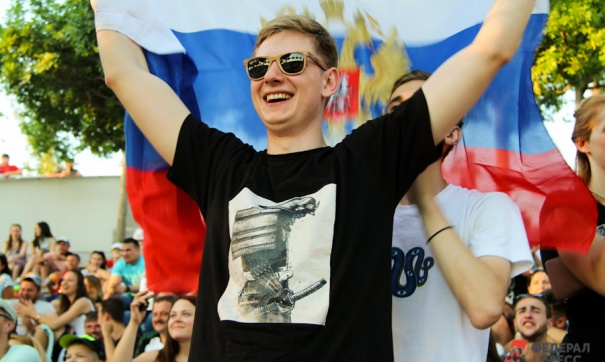Как сборная Российской Федерации разгромила сборную Чехии на«Ростов Арене»