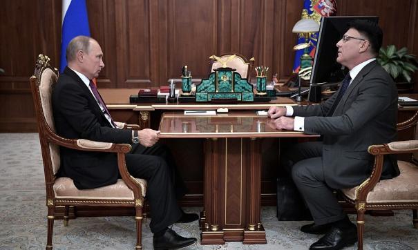 Руководитель  Роскомнадзора пообещал Путину очистить интернет отпиратов