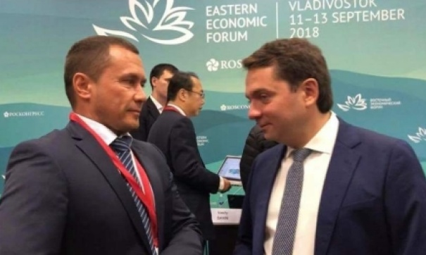 Мэр Иркутска выступил на Восточном экономическом форуме