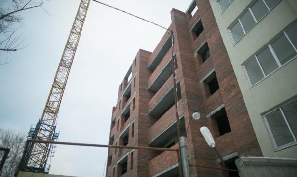 С начала года в округе строители ввели в эксплуатацию 124 новостройки и 16 многоквартирников