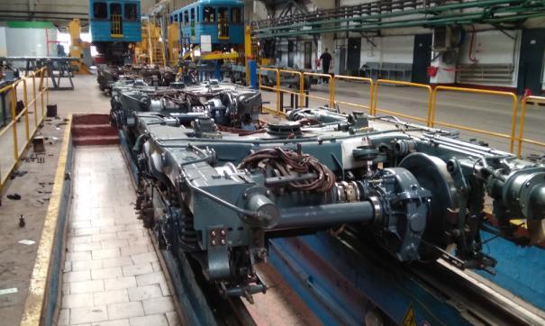 Новосибирский метрополитен принял обязательство в год юбилея завершить капитальный ремонт одного из составов