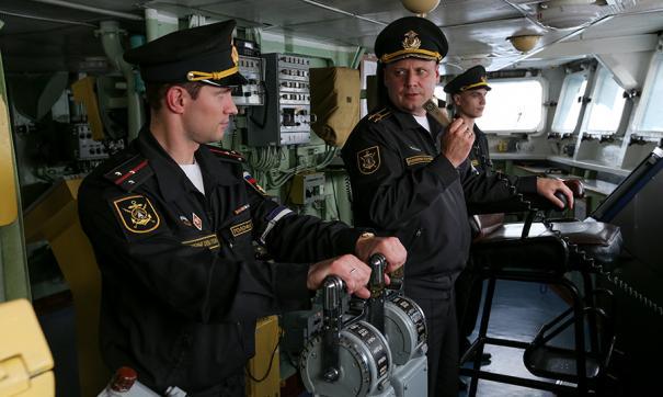 Экипаж судна успешно вернулся в Россию
