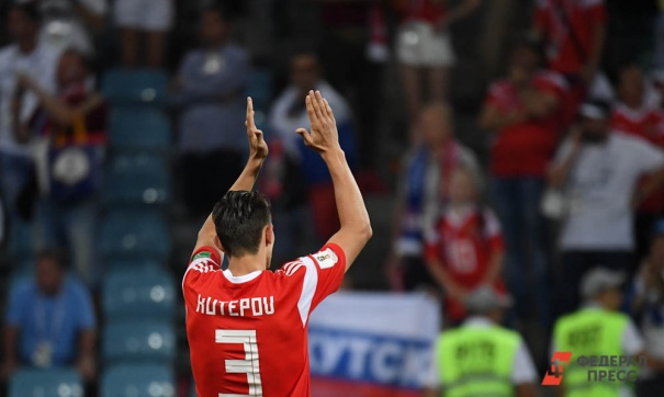Сборная России победила Турцию в матче Лиги наций